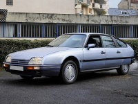 1986 Citroen CX 25 GTi Turbo 2