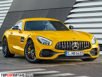 2017 Mercedes-AMG GT S (C190)