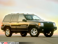 1998 Jeep Grand Cherokee 5.9 Limited (ZJ)