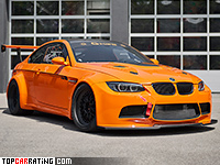 2017 BMW M3 G-Power GT2 S Hurricane = 330 kph, 719 bhp, 3.3 sec.