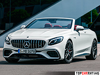 2018 Mercedes-AMG S 63 Cabriolet 4Matic+ (A217)