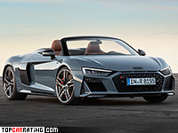 R8 V10 performance Spyder