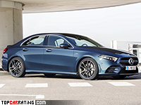 2019 Mercedes-AMG A 35 Sedan 4Matic (V177)