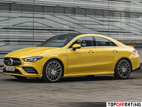 2019 Mercedes-AMG CLA 35 4Matic (C118)