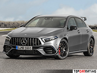 2020 Mercedes-AMG A 45 S 4Matic+ (W177)