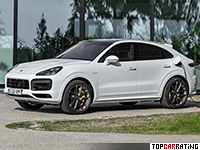Cayenne Coupe Turbo S E-Hybrid