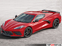 2020 Chevrolet Corvette Stingray Z51 (C8)