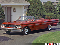 1960 Pontiac Bonneville Convertible Coupe