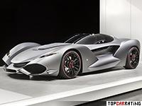 2017 Iso Rivolta Vision Gran Turismo by Zagato
