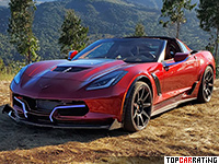 2019 Chevrolet Corvette GXE by Genovation (C7)