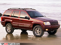 2002 Jeep Grand Cherokee Limited (WJ)