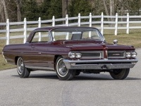 1962 Pontiac Grand Prix 421 Super Duty