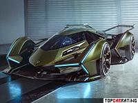2019 Lamborghini Lambo V12 Vision Gran Turismo