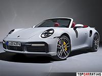 2020 Porsche 911 Turbo S Cabriolet (992)