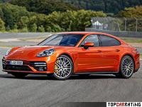 2020 Porsche Panamera Turbo S (971)