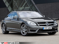 2011 Mercedes-Benz CL 65 AMG