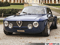 2022 Alfa Romeo Giulia GT electric by Totem