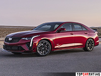 2022 Cadillac CT4-V Blackwing