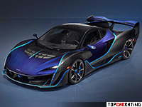 2020 McLaren Sabre by MSO