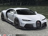 2021 Bugatti Chiron Super Sport