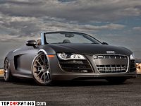 2010 Audi R8 Spyder STaSIS Engineering