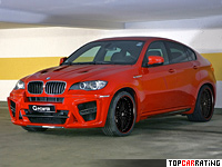 2011 BMW X6 M G-Power Typhoon S = 300 kph, 725 bhp, 4.2 sec.