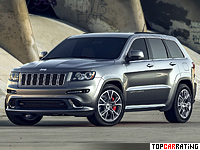 2012 Jeep Grand Cherokee SRT8 (WK2)