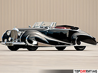 1947 Bentley Mark VI Drophead Coupe by Franay