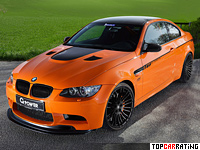 2011 BMW M3 G-Power Tornado RS = 330 kph, 720 bhp, 3.7 sec.