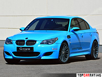 2012 BMW M5 G-Power Hurricane RRs = 372 kph, 830 bhp, 4.3 sec.