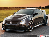 2012 Hennessey VR1200 Twin Turbo Cadillac CTS-V Coupe