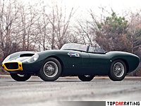 1959 Lister Jaguar Costin Roadster