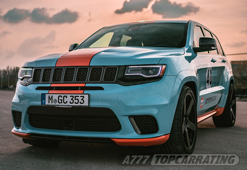 2019 Jeep Grand Cherokee Trackhawk Wk2 Gulf 40 Geigercars Price And Specifications
