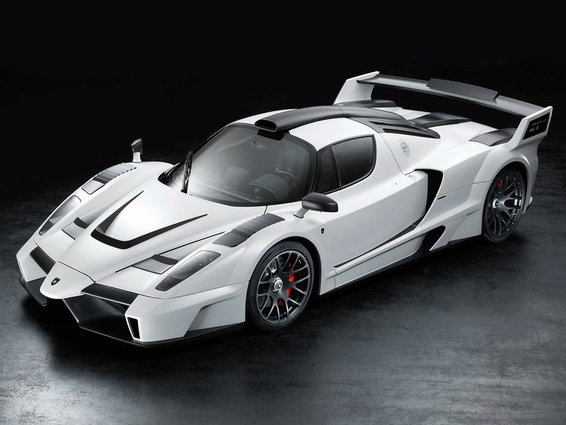 2010 Ferrari Enzo Gemballa Mig U1 Price And Specifications