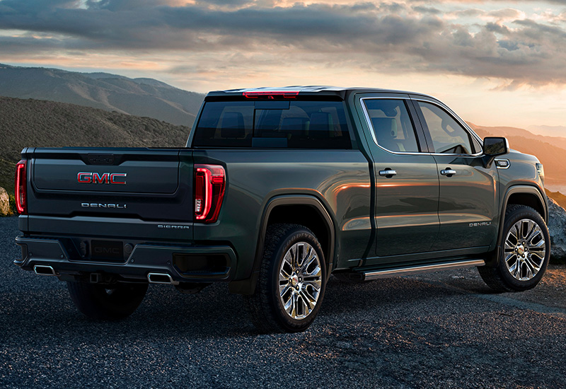 2019 GMC Sierra Denali Crew Cab - specifications, photo ...
