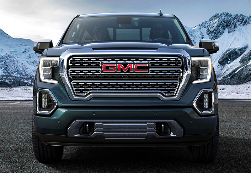 2019 GMC Sierra Denali Crew Cab - specifications, photo, price, information, rating