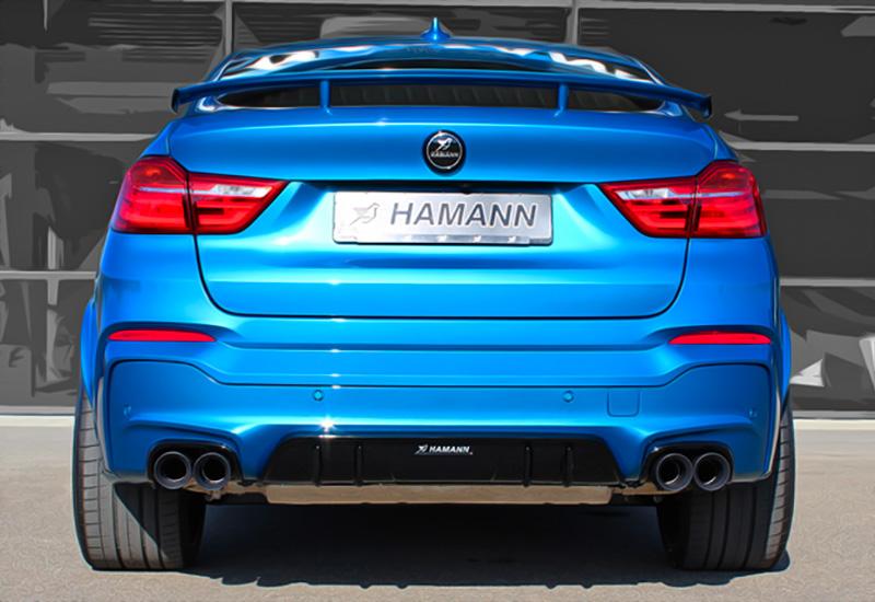 2017 Bmw X4 M40i F26 Hamann Specs Photo Price Rating