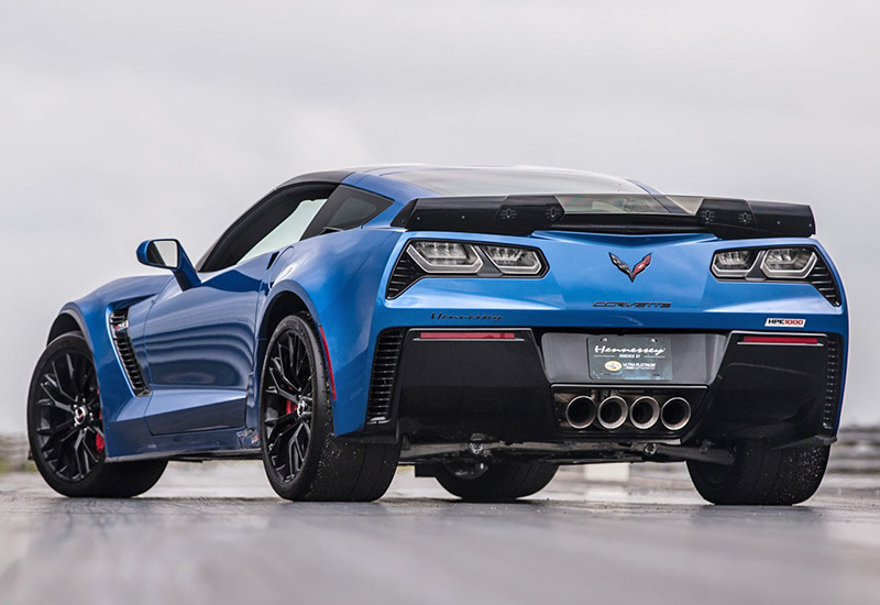 2016 Chevrolet Corvette Z06 Hennessey HPE1000 Supercharged