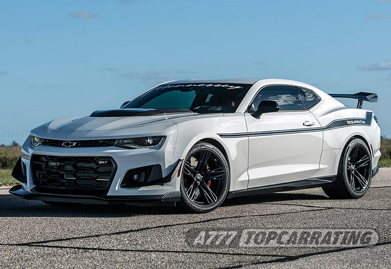 2020 Chevrolet Camaro Zl1 1le Hennessey The Resurrection Price And Specifications
