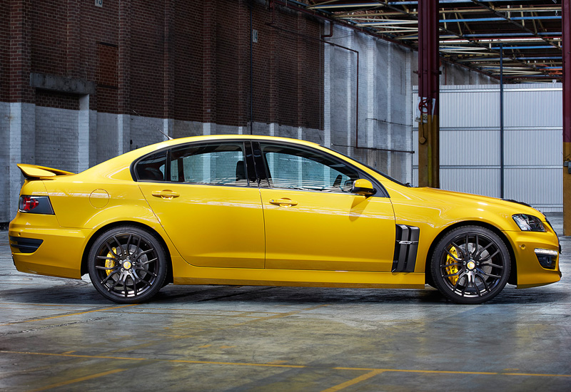 2012 Holden Commodore HSV GTS 25th Anniversary (VE)