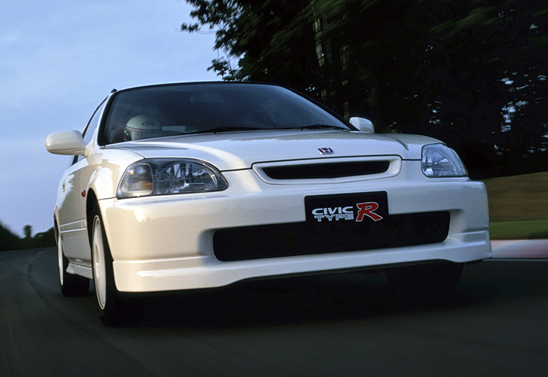 1997 Honda Civic Type-R