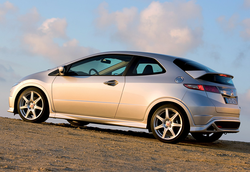 2007 Honda Civic Type-R (FN2)