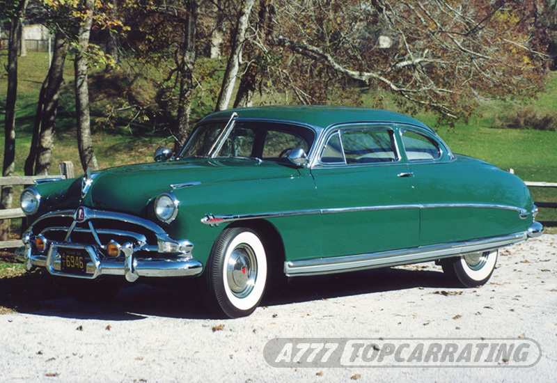 1951 Hudson Hornet Club Coupe (7A)