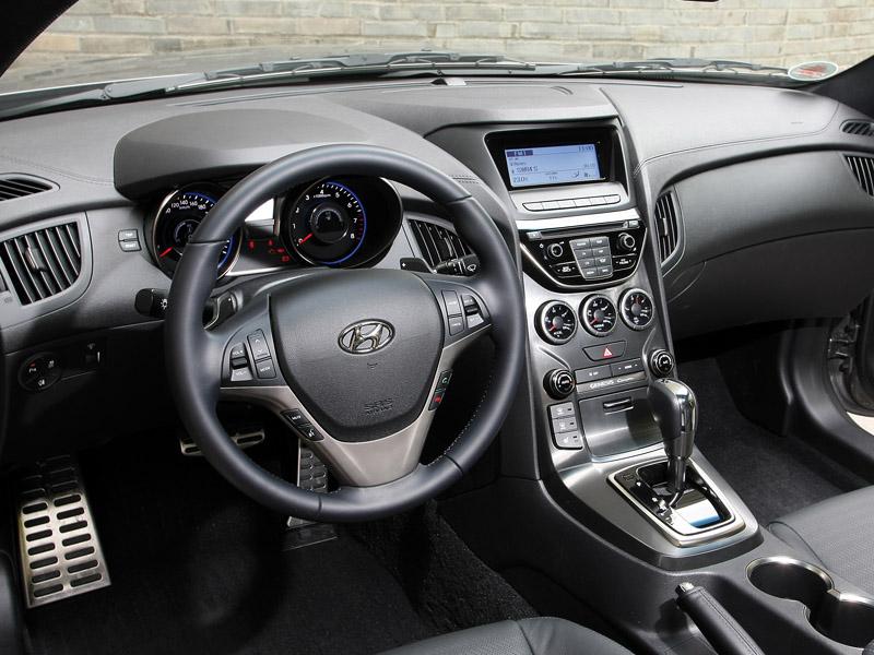 2012 Hyundai Genesis Coupe 3.8 V6 - specs, photo, price ...