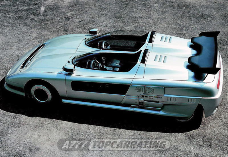 1988 ItalDesign Giugiaro Aztec by Savio