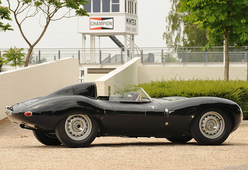 1954 Jaguar D-Type - price and specifications