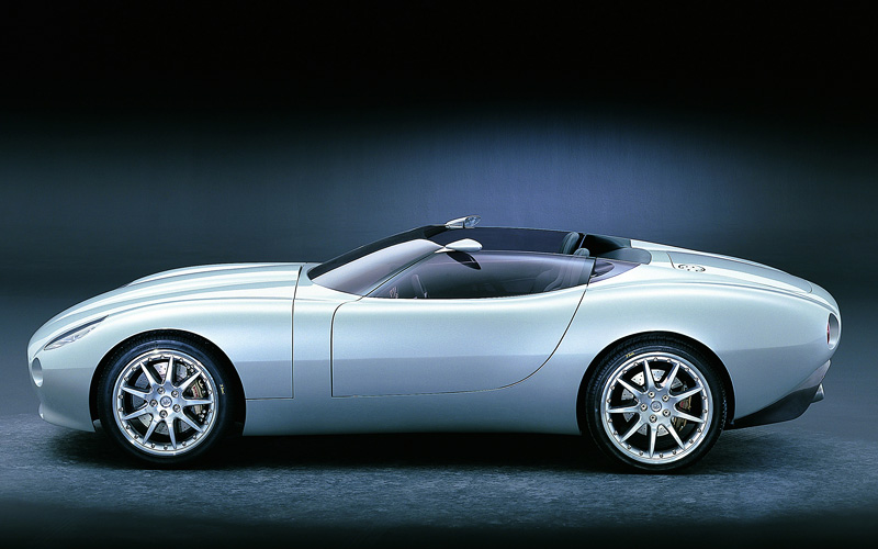 2000 Jaguar F-Type Concept - price and specifications