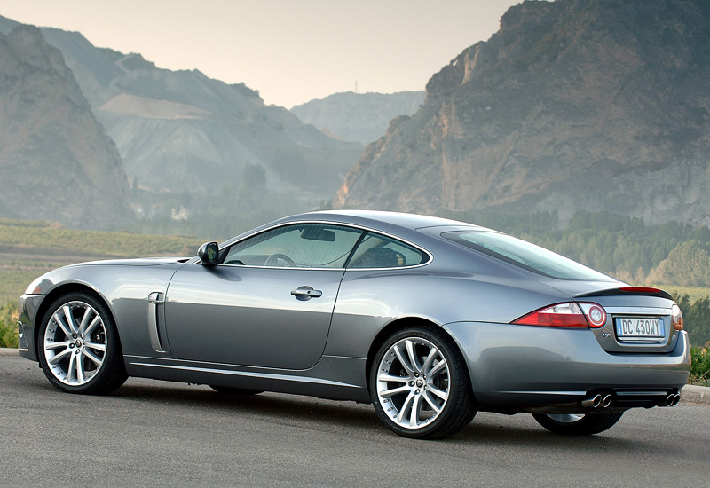 2007 Jaguar XKR Coupe - specifications, photo, price ...