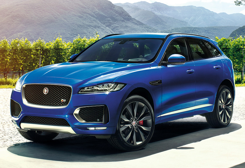 2016 Jaguar F-Pace S - price and specifications