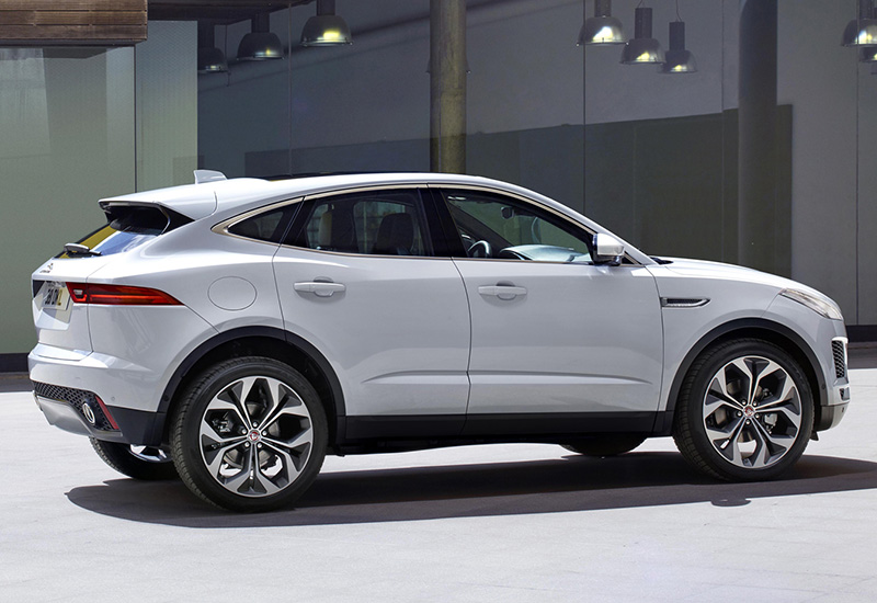 2018 Jaguar E-Pace P300 - price and specifications